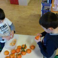 Preparare la merenda